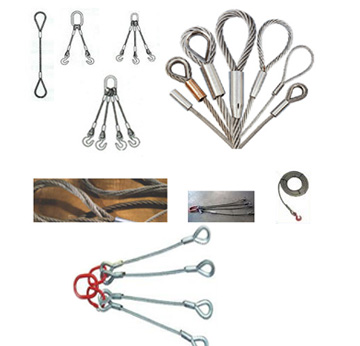 Wire-Rope Slings Configuration