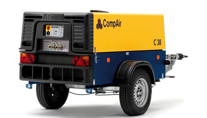 CompAir_Fahrbarer_Kompressor_Typ_C38